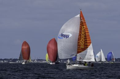 Bopp at Spi Ouest-France competition